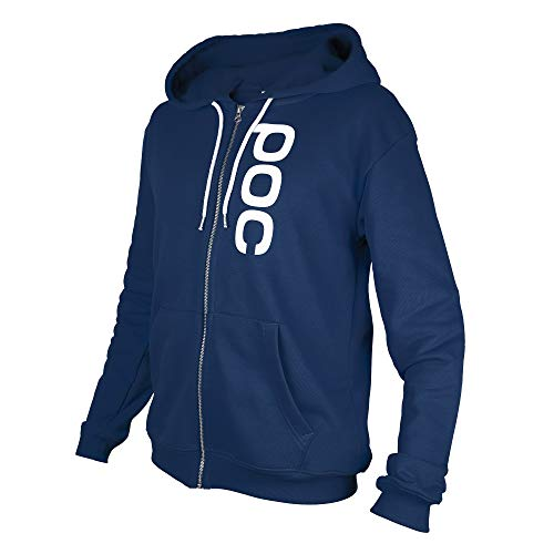 5.11 Tactical Series Hood Zip SUDADERA, Unisex adulto, Dubnium Blue, L