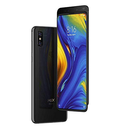Xiaomi Mi Mix 3 Dual SIM - 128 GB, Black