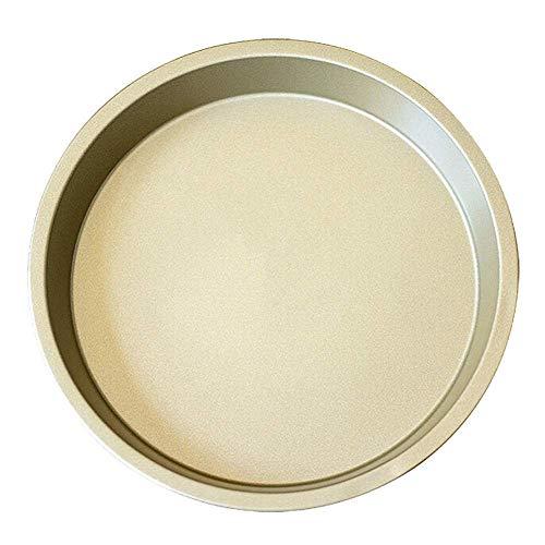 WQF Moules à gâteaux moules à gâteau Pan Rond antiadhésif 9 `` moules à Pizza de Cuisson Plateau de Cuisson pour Anniversaire de Mariage