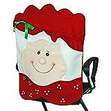 N / A - 1 coprisedia di Natale, per sala da pranzo, decorazione di Natale, tavolo della casa (B)