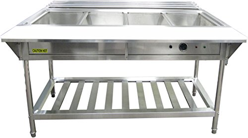 Adcraft Water Bath Steam Table Model EST-240