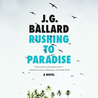 Rushing to Paradise audiobook cover art