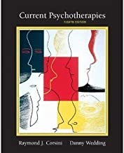 Instructor's Edition: Current Psychotherapies - 8th Edition