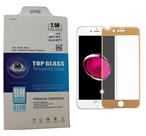 Matissa - Juego de 2 Protectores de Pantalla para iPhone 7 (Cristal...