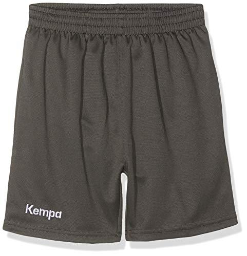 Kempa Kinder Classic Shorts Hosen, Anthra, 164