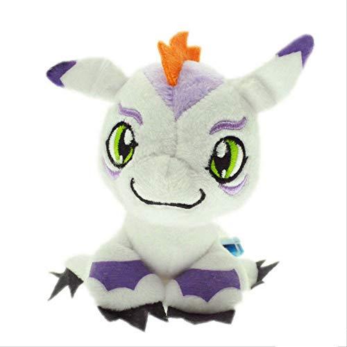 Plüschtier Digimon Plüsch Spielzeug 12 cm Agumon Gabumon Gomamon Biyomon Palmon Patamon Digitale Monster Gefüllte Puppen Für Kinder Geschenk