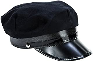 Kangaroo Black Chauffeur Limo Driver Costume Hat