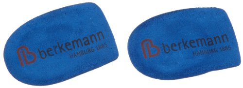 Berkemann Fersenspornkissen 50008756002630 Unisex - Erwachsene Einlegesohlen Blau(blau), Gr. S