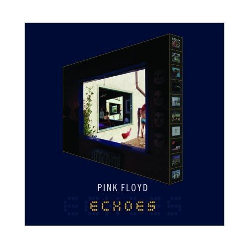 Pink Floyd Greeting / Birthday / Any Occasion Card: Echoes