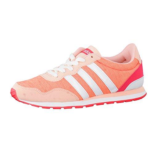 adidas Performance Girls Sneakers V Jog K Koralle (73) 38,5