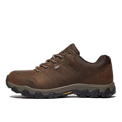Peter Storm Men's Lindale Waterproof Walking Shoe, Brown, UK11