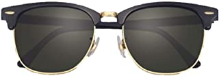 Clubmaster Sunglasses For Men, Black