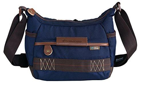 Vanguard Havana 21 BL - Bolsa de Hombro (21 x 11 x 19 cm) Color Azul