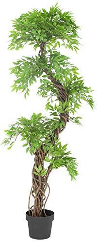 Luxury Artificiel Japonaise Fruticosa Arbre, Grand Élégant Replica / Faux Plantes d'intérieur - 5 pi 4 po /165cm de hauteur. Parfait pour la maison ou le bureau