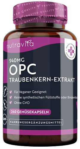 Nutravita Nutravita® - 940 mg OPC Bild