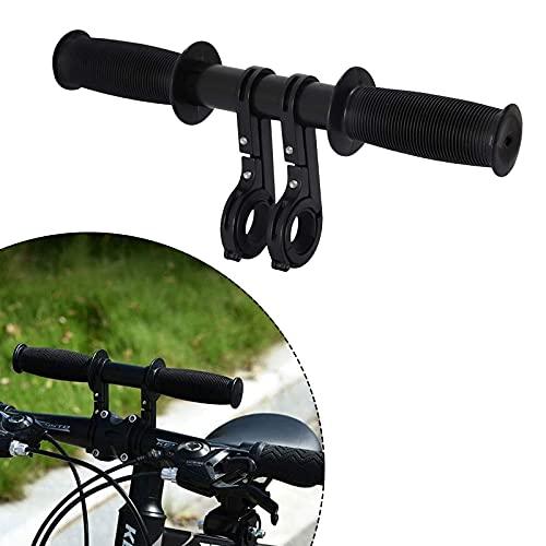 Anforee Accesorios de fijación para manillar de bicicleta de montaña para niños de fácil montaje y desmontaje, apto para todos los manillares.