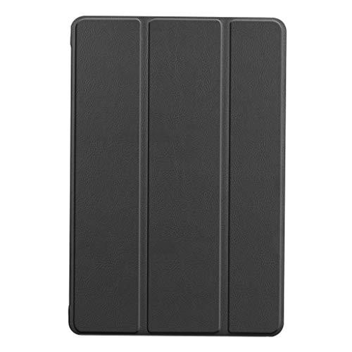 B Blesiya - Funda con función Atril para Huawei MediaPad M5 Lite de 10', Color Negro