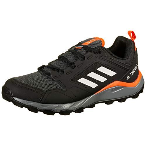 adidas Terrex Agravic TR, Zapatillas Deportivas para Hombre, Core Black/Grey One F17/SOLAR Red, 44 EU