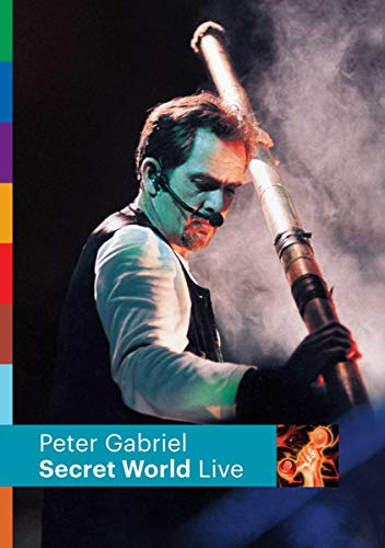 Peter Gabriel Secret World Live [DVD] [NTSC] [UK Import]