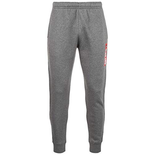 Nike Sportswear Just Do It Fleece Jogginghose Herren grau, L