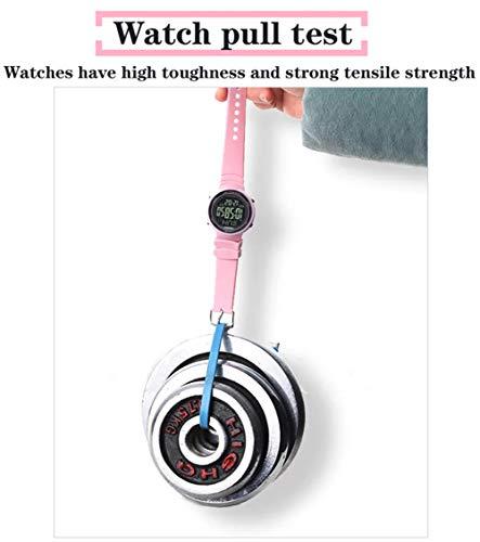 Pasnew-446 Les Enfants garçons ou Filles Montres Sport Montres avec Alarme chronomètre numérique...