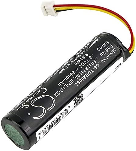 GAXI Indefinitely Battery Replacement for Tascam MP-GT1 Recorder Very popular Batte Voice