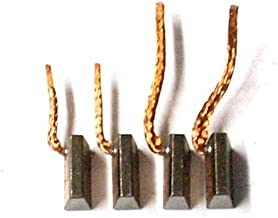 compatible motor de arranque Mitsubishi//Melco 6,8x11,8x17,2 escobillas de carb/ón GOMES