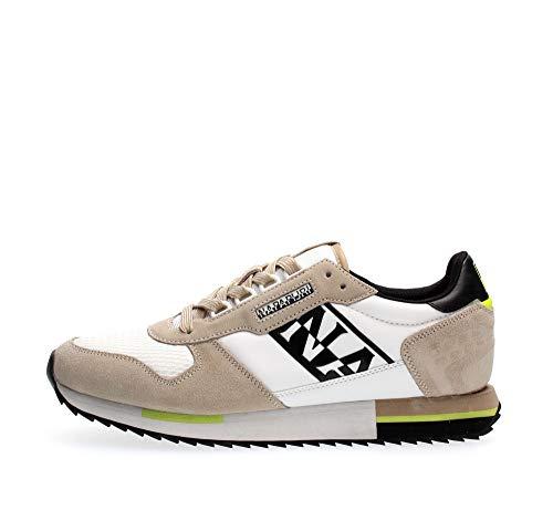 Napapijri Herren Sneaker Virtus beige Gr. 45