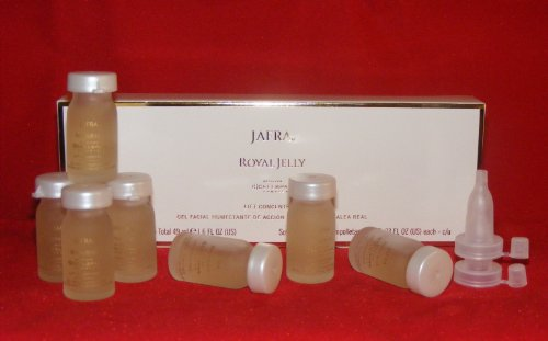 Royal Jelly Lift Face Eyes Concentrate Kit by Jafra