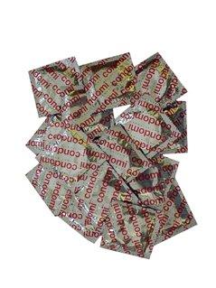 100 Condomi MIX Kondome - 5 verschiedene Sorten