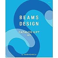 BEAMS DESIGN CATALOG GIFT <SKY> ビームス デザイン カタログギフト <スカイ> 5,000円コース 包装紙:グランロゼ