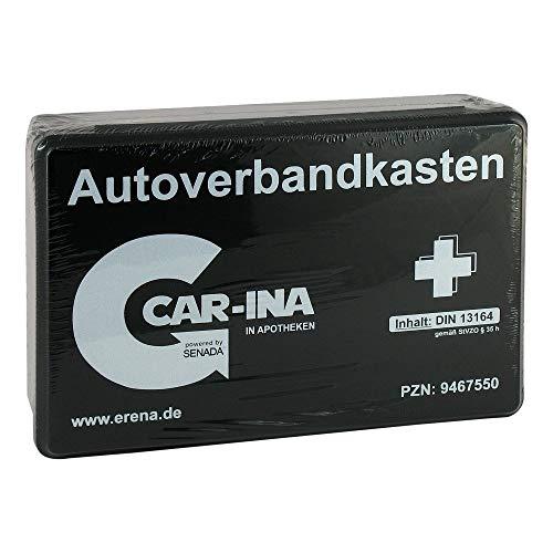 SENADA CAR-INA Autoverbandkasten schwarz 1 St