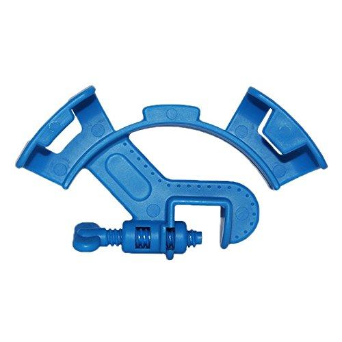 TuToy Aquarium-Wasserpfeife Wasserröhren-Filtration Wasserschleifer Holder Fixiert Clip Fish Tank Schlauchhalter