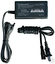 AC-L10 ACL10 AC-L10A ACL10A AC-L10B AC Adapter for Sony