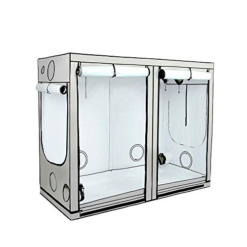 Armario de cultivo interior HOMEbox® Ambient R240 PAR+ (240x120x200cm)