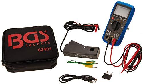 BGS 63401 | Multímetro digital para automoción con USB
