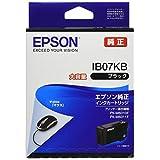 エプソン 純正 インクカートリッジ IB07KB ブラック 大容量インク