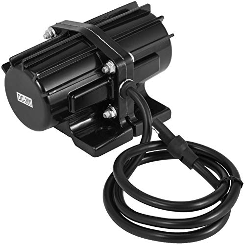 Mophorn DC Vibrator Motor 200LB with Salt and Sand for Snow Plough 12V DC Salt Spreader and Concrete Mixer