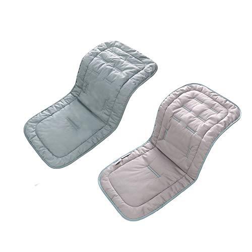 Suave y reversible para cochecito de bebé puro algodón, asiento de coche,...