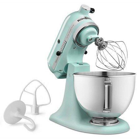 KitchenAid Ultra Power Plus 4.5qt Tilt-Head Stand Mixer Ice Blue - KSM96