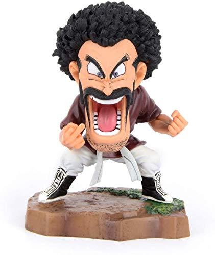 Slakr Dragon Ball Z Figura GK Gotenks Figura Estatua Figura DBZ Coleccion Super Saiyan PVC Regalos de cumpleanos