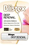 Blistex Lip Protectant Sunscreen Deep Renewal Anti-Aging Formula 0.13 Ounce (3.69g) (Value Pack of...