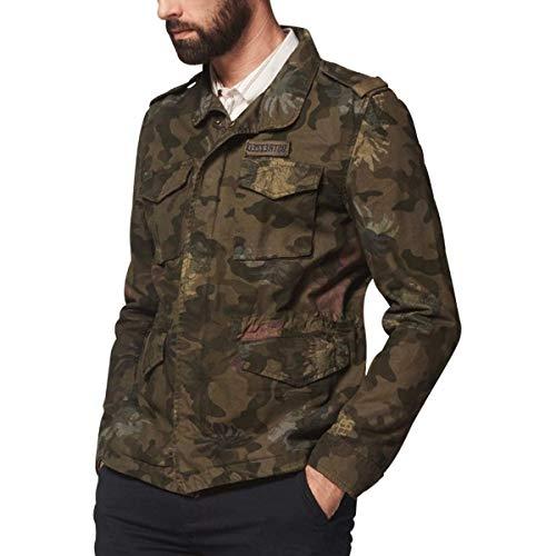 DSTREZZED , Camouflage(ArmyGreen), Gr. XL