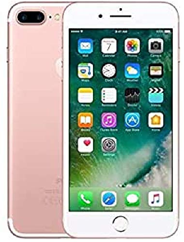 iPhoneCPO Apple iPhone 7 11,9 cm (4.7') 2 GB 128 GB SIM única 4G Oro Rosa Renovado 1960 mAh - Smartphone (11,9 cm (4.7'), 2 GB, 128 GB, 12 MP, iOS 10, Oro Rosa)