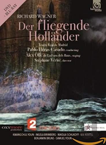 Der Fliegende Hollander/The Flying Dutchman [Blu-ray]
