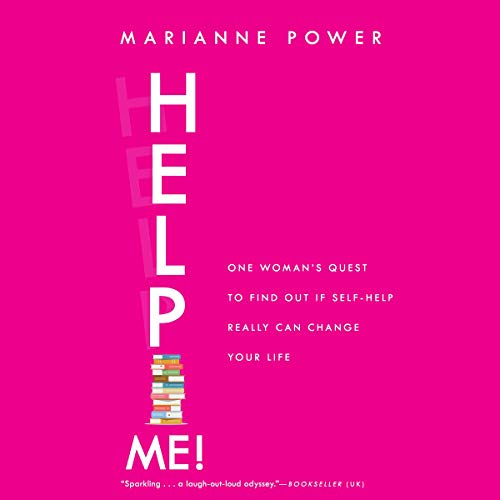 Help Me! audiobook cover art
