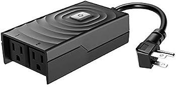 meross Smart Wi-Fi Outdoor and Indoor Waterproof Plug