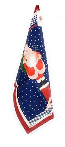 TAG HOUSE Torchon de cuisine VAR. Père Noël BOSSI
