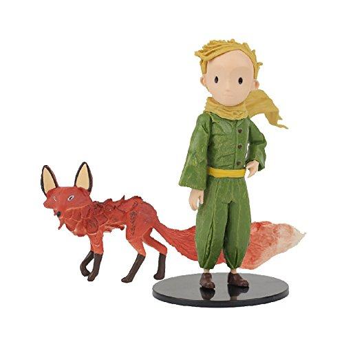 Hape Statuetta di piccolo principe e volpe per il compleanno, regalo di Natale