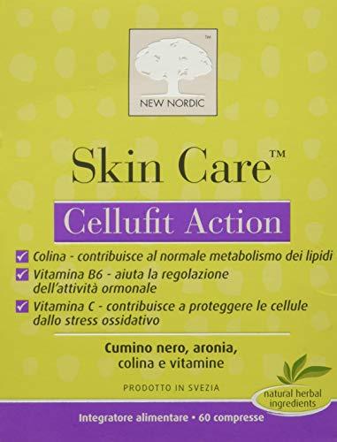Skin Care Cellufit Action Integratore Alimentare 60 Capsule
